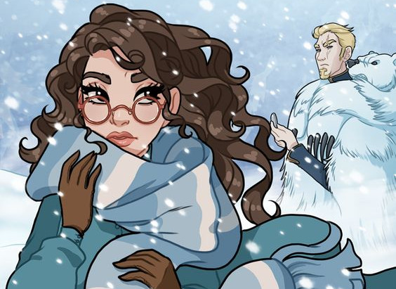 """Resenha: """"Os Noivos do Inverno"""" (A Passa-Espelhos vol. 1), de Christelle Dabos"""