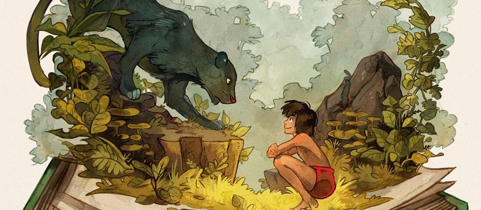 "Resenha: ""Mowgli - Os Livros da Selva"", de Rudyard Kipling"