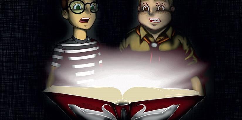 Resenha: Ed & Pierre: O Mistério do Livro Vermelho, de Lucy Silva e Regina Mara Conrado