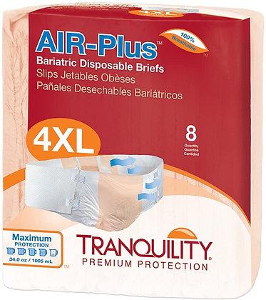4XL AIR-Plus Bariatric Brief