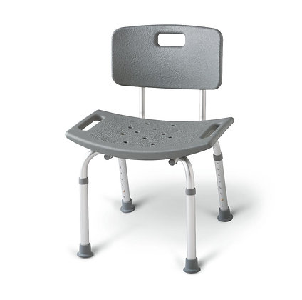 Bath Safety Chair with Back
