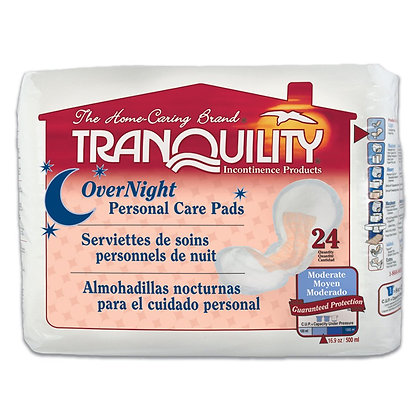 Overnight Personal Care Pads