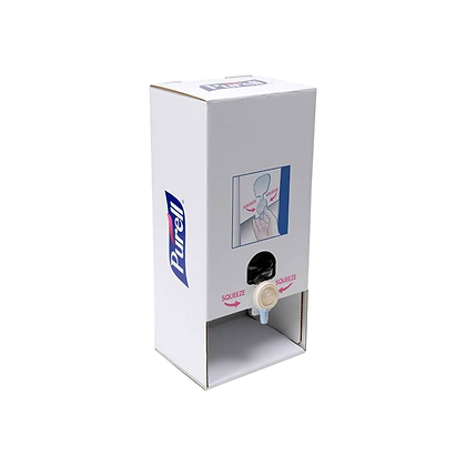PURELL® Quick Tabletop Stand Kit Case