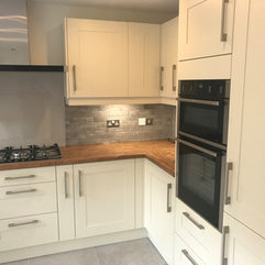 Kitchen Fitter In Caversham
