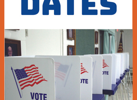 Important Democratic Primary Runoff  - Election Day on Monday July 14 - PLEASE VOTE!