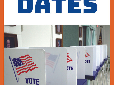 Early Voting begins June 29 -Texas Runoff Election