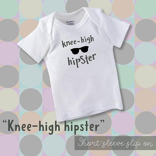 Hipster short-sleeve shirt