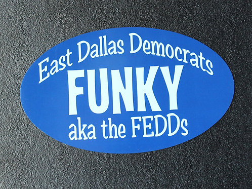 Bumper Sticker_Large, magnetic