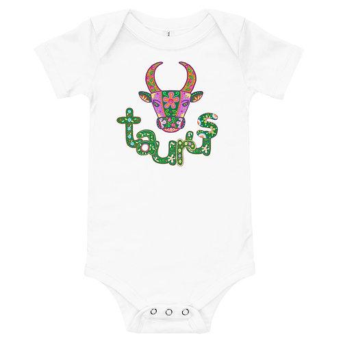 Taurus Baby Onesie