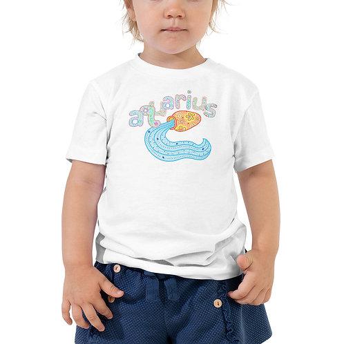 Aquarius Toddler Tee