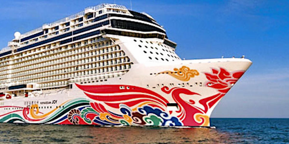 Alaskan Cruise & Workshop with Mari-Ann Keyser on the Norwegian Joy