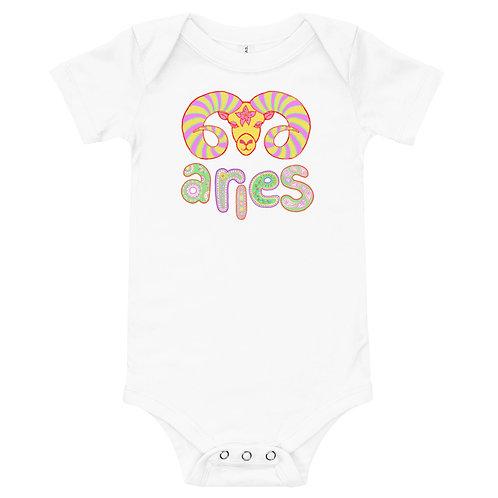Aries Baby Onesie
