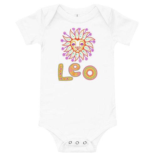 Leo Baby Onesie