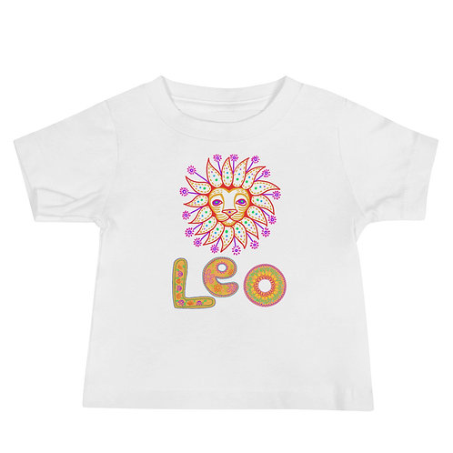 Leo Baby Tee