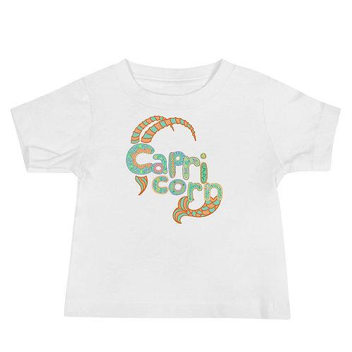 Capricorn Baby Tee