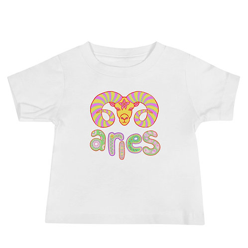 Aries Baby Tee