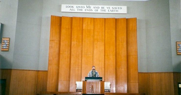 Metropolitan Tabernacle Pulpit