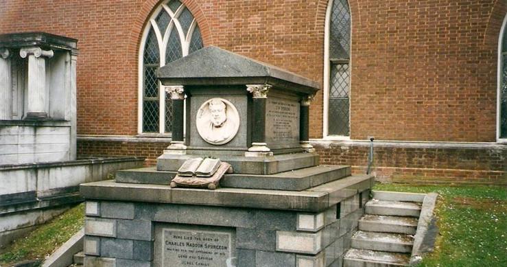 Spurgeon's Tomb