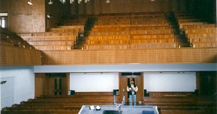 Metropolitan Tabernacle (Spurgeon's Church)