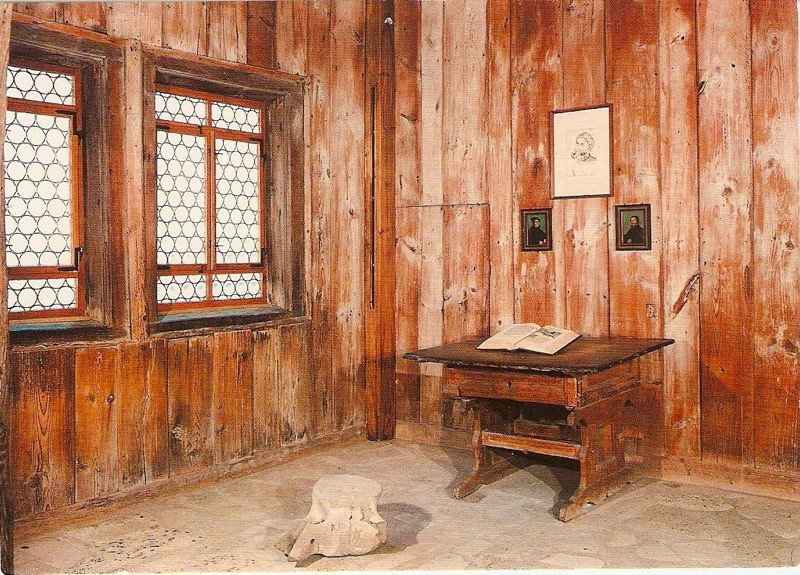 Wartburg (Luther's Table)
