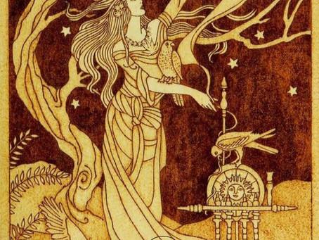 Panteão da Ganjah: Deusa Fréia69