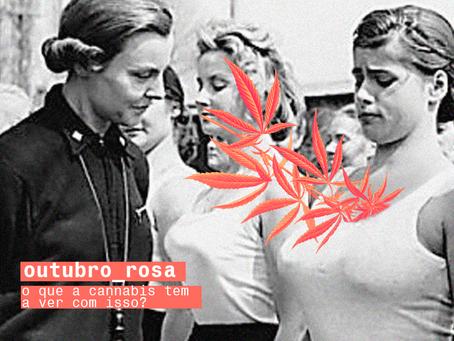 Outubro Rosa e a Cannabis