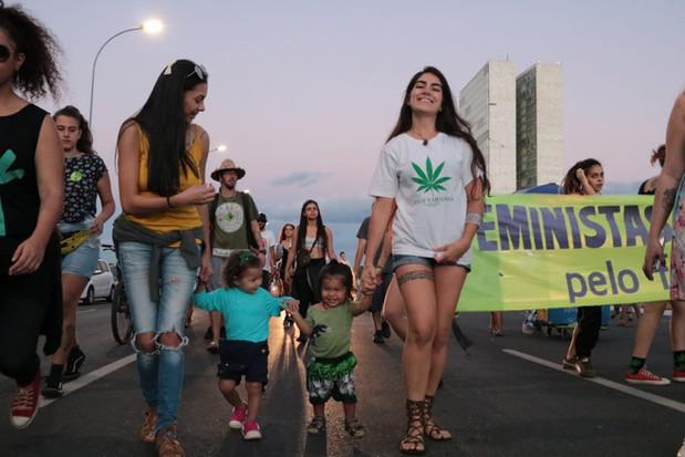 Marcha Da Maconha 2018