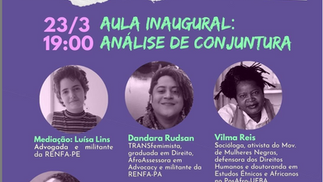 Curso Feminista Antiproibicionista: Descolonizar para avançar