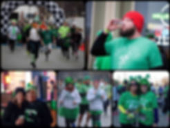 Beer Run collage