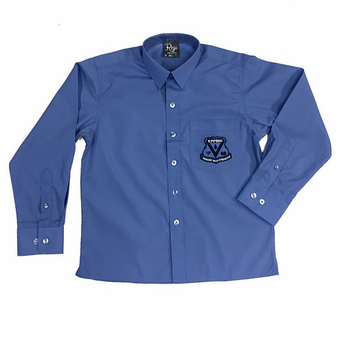 Boys Long Sleeve Shirt with Embroidery