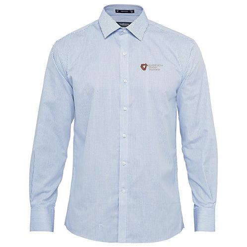 Men's Euro Fit - Long Sleeve Shirt