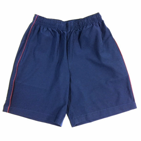 Sport Short with Piping Trim