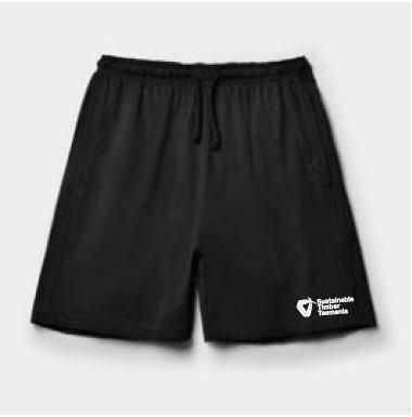Fire Shorts - 100% Cotton (Unisex)