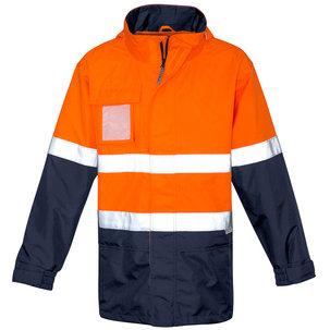 Hi Vis Rain Jacket