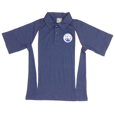 Short Sleeve Sports Polo