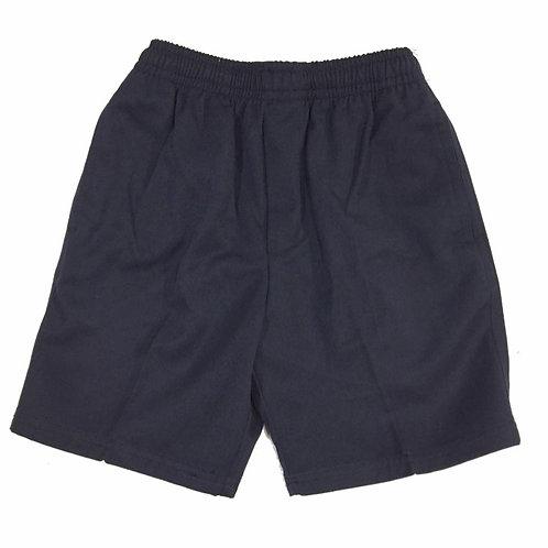 Boys Academic Short - Navy