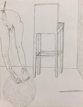 Knife and Chair