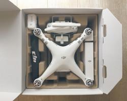 Drone doos inhoud