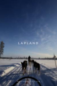 Hey I'm Silvie   Lifestyle Blog. Lapland