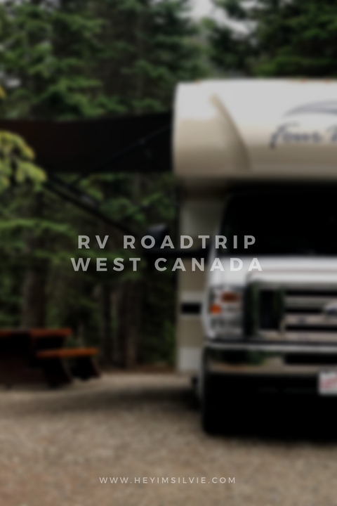 RV Roadtrip West Canada