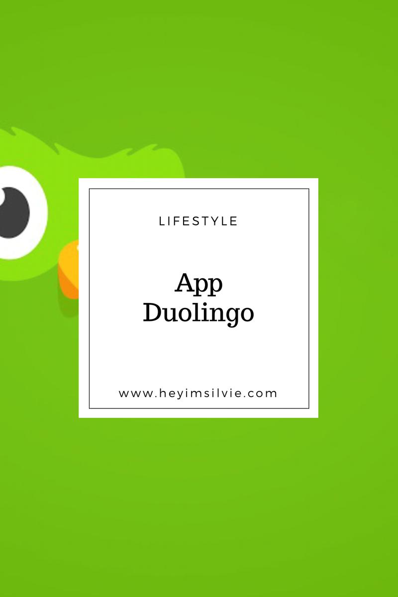 Hey. I'm Silvie | Lifestyle Blog. App: Spaans of een andere taal oefenen?