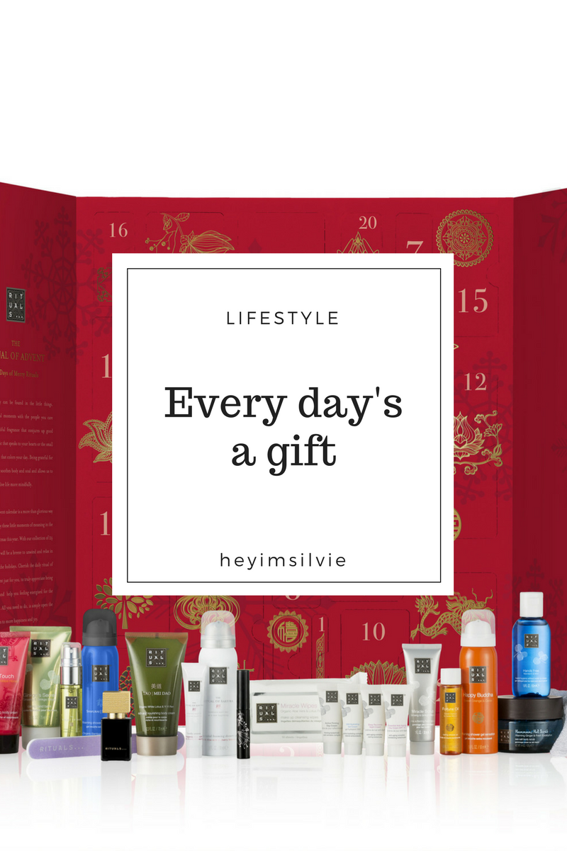Hey. I'm Silvie | Lifestyle Blog. Every day's a gift!