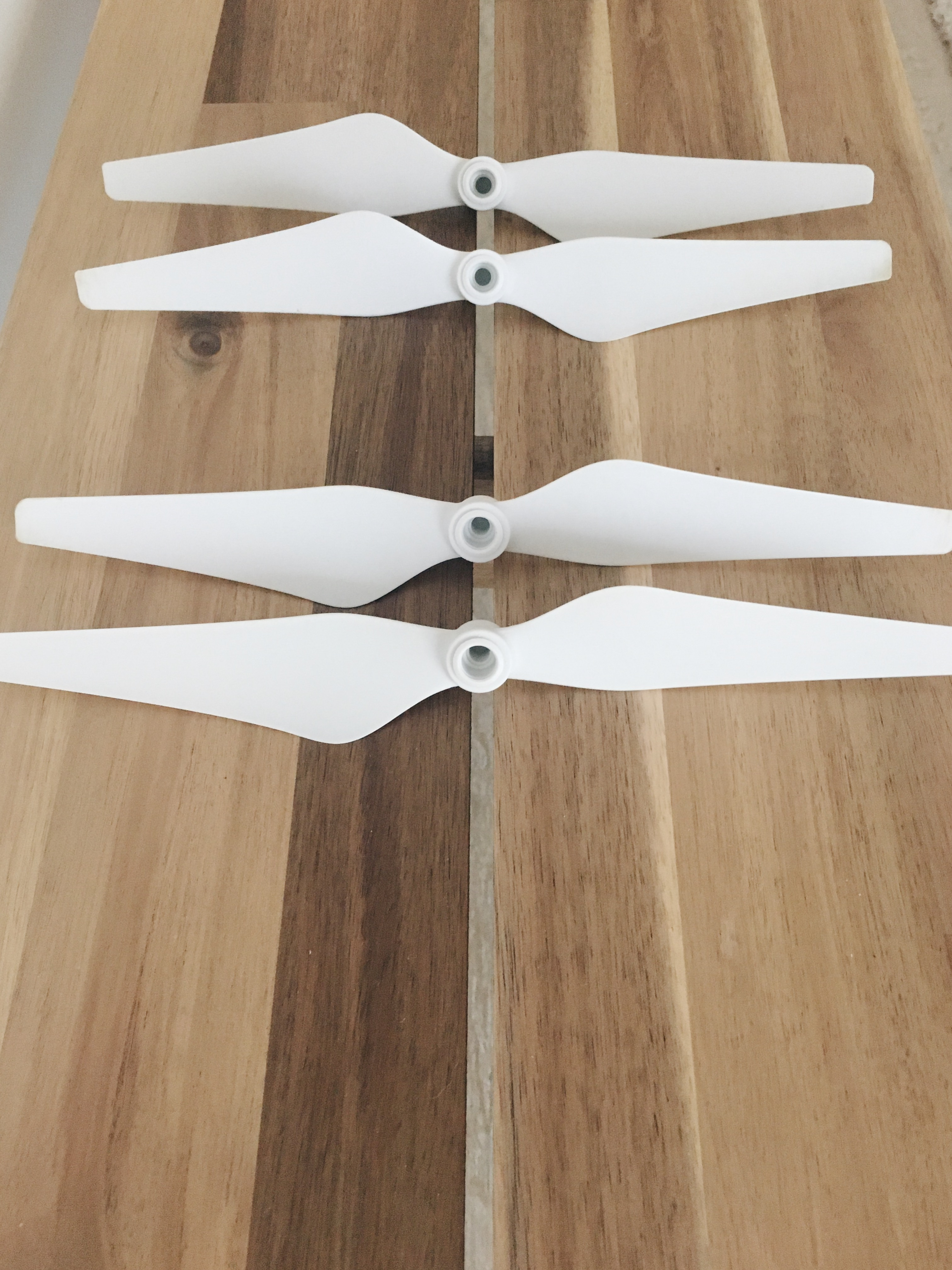 Drone blades