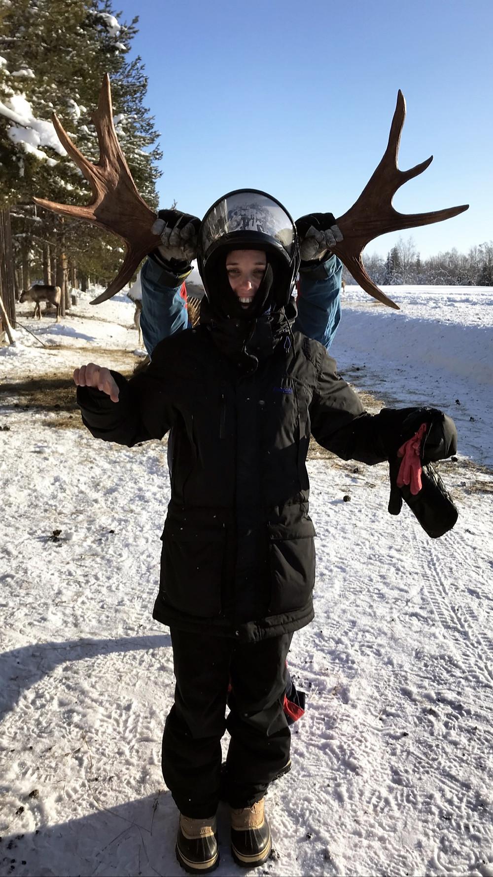 Hey I'm Silvie | Lifestyle Blog. Lapland