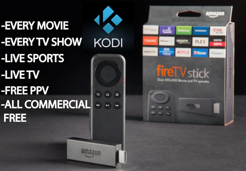 Amazon Fire TV or Stick Unlock/Upgrade
