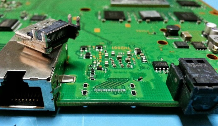 Sony Playstation 4 HDMI Repair