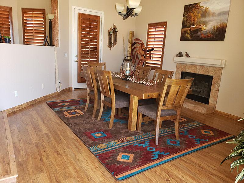 Desert Saige Dining Room