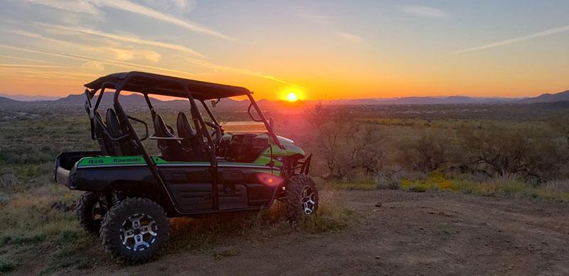 Desert Saige Sunset