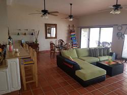 Mexia La Playa Living Room