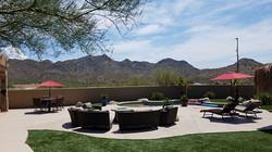 Desert Saige Outdoor Pool Retreat